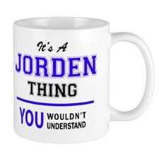 Cute Jorden Mug