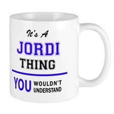 Unique Jordy Mug