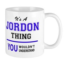 Unique Jordon Mug