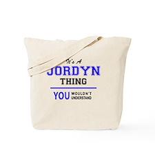 Cute Jordyn Tote Bag