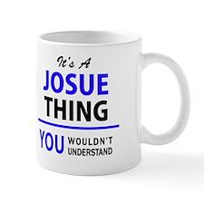 Funny Josue Mug