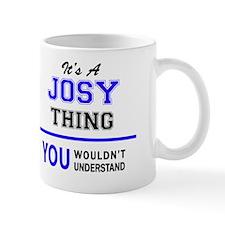 Unique Josie Mug