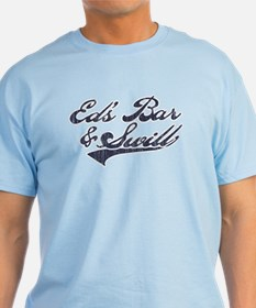 Ed's Bar & Swill (Distressed) T-Shirt