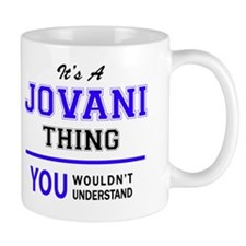 Cute Jovani Mug