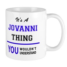 Cute Jovanni Mug