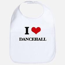 I Love DANCEHALL Bib