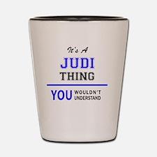 Cool Judi Shot Glass