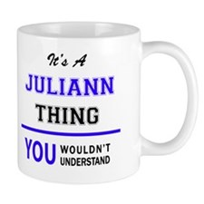 Unique Julianne Mug