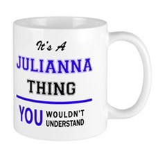 Cute Julianna Mug