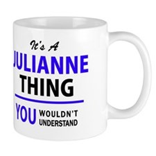 Cute Julianne Mug