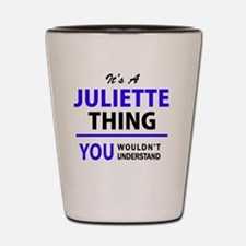 Cute Juliette Shot Glass