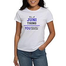 Unique Junie Tee