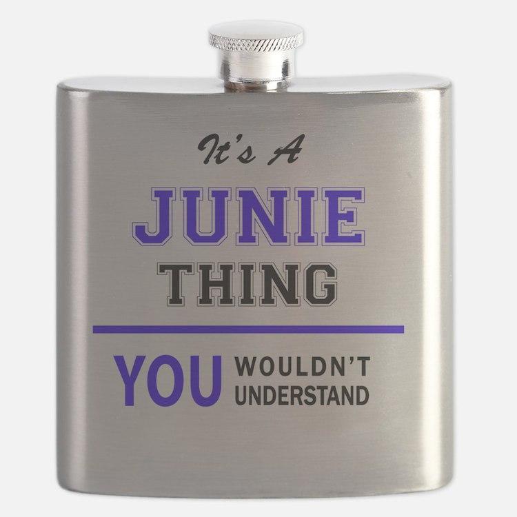 Cute Junie Flask