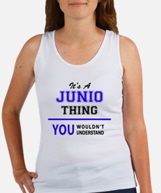 Funny Junio Women's Tank Top