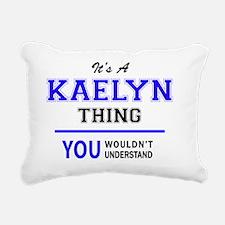 Unique Kaelyn Rectangular Canvas Pillow