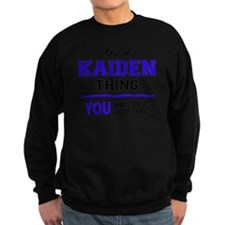 Cute Kaiden Sweatshirt