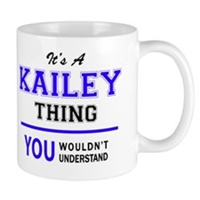 Unique Kailey Mug