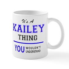 Cute Kailey Mug