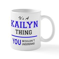 Unique Kailyn Mug