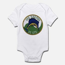 USS SAILFISH Infant Bodysuit
