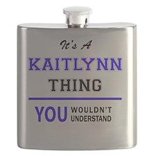 Cute Kaitlynn Flask