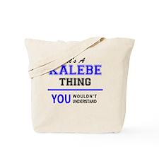 Cute Kaleb Tote Bag