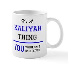 Cute Kaliyah Mug