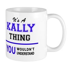 Unique Kallie Mug