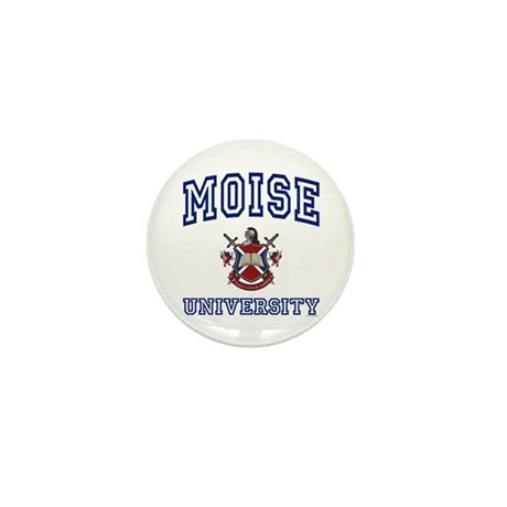 MOISE University Mini Button (10 pack)