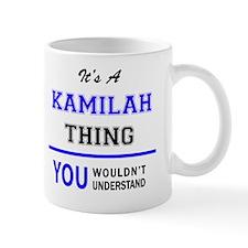 Unique Kamilah Mug