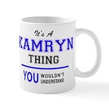 Cute Kamryn Mug