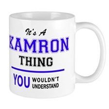 Cute Kamron Mug