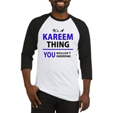 Unique Kareem Baseball Jersey
