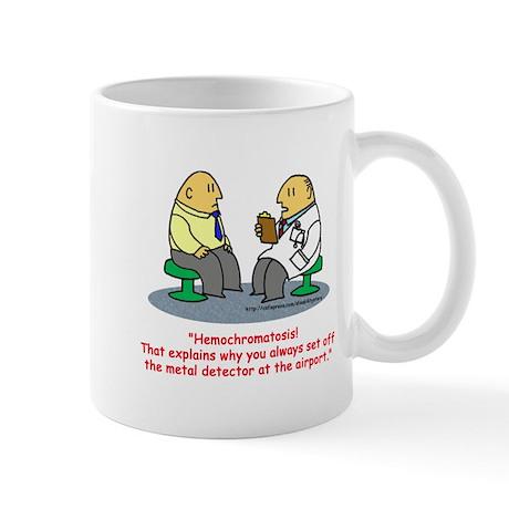 Hemochromatosis Mug