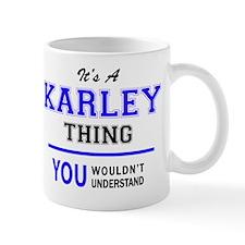 Funny Karley Mug