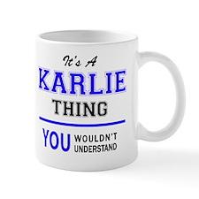 Unique Karlie Mug