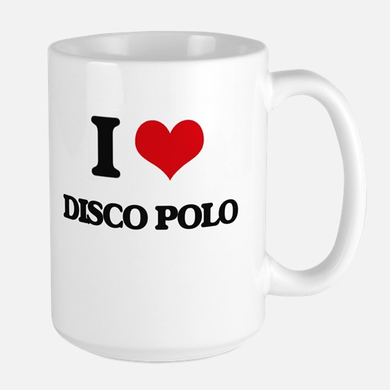 I Love DISCO POLO Mugs