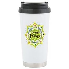 Unique Lyme disease Travel Mug