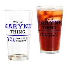 Unique Karyn Drinking Glass