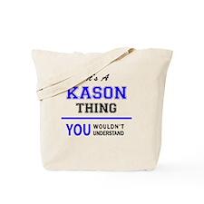 Cute Kason Tote Bag