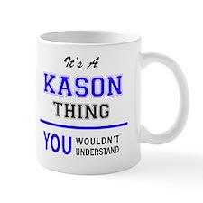 Cute Kason Mug