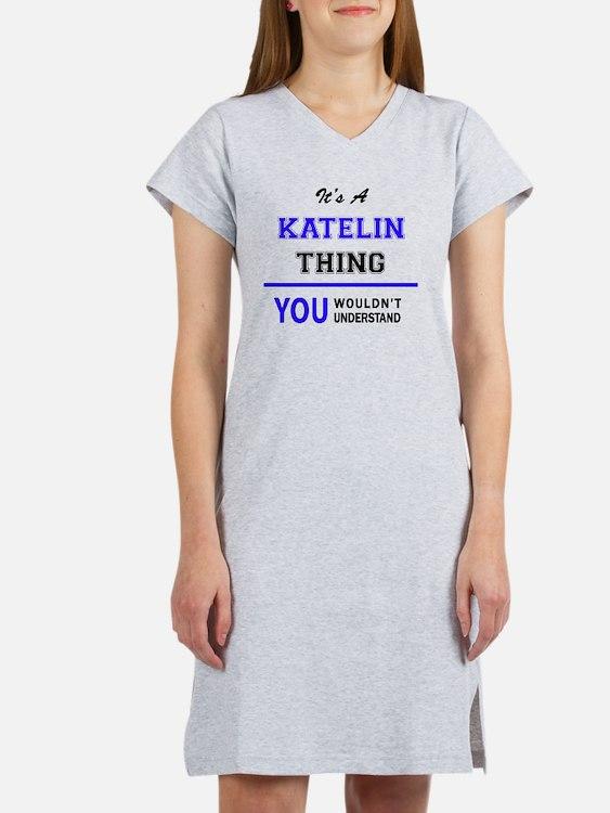 Cute Katelin Women's Nightshirt