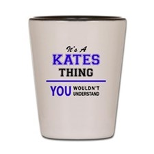 Cute Kate Shot Glass