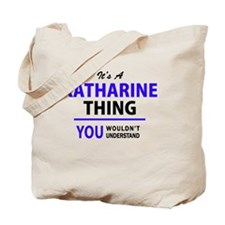 Cute Katharine Tote Bag