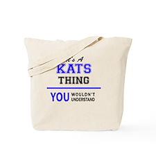Funny Kat Tote Bag
