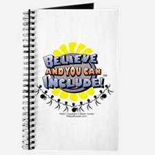 Believe and Include Journal
