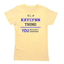 Cute Kaylynn Girl's Tee