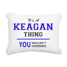 Unique Keagan Rectangular Canvas Pillow