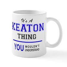 Unique Keaton Mug
