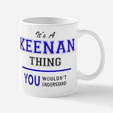 Unique Keenan Mug